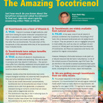 The Amazing Tocotrienol